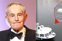 Průtahy v záchraně tonoucího Třísky: Kapitán lodi promluvil: Proč jsem nespěchal...