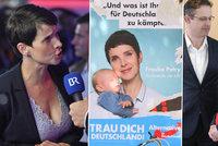 Klausova schovanka šokovala Němce. Syna po porodu dala na billboardy a chystá novou stranu