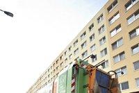 Kontejnery na zahradní smetí či kyseliny: V Praze 9 se budou objevovat do listopadu