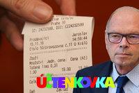 """Účtenková loterie má po prvním dnu 70 000 hráčů. Resort opravil """"šmírovací"""" aplikaci"""