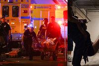 Nejhorší řádění střelce v USA: 59 mrtvých a přes 527 zraněných v Las Vegas