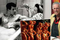 Superman zfilmu Kdo chce zabít Jessie na soutěži kulturistů: Juraj Višný (80) má stále skvělou formu