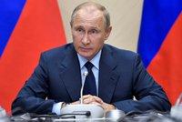 Putin varoval před krveprolitím na Ukrajině. Vadí mu mise OSN na hranicích s Ruskem