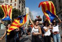 Pro nezávislost Katalánska bylo 90 procent voličů. Na její vyhlášení zbývá 48 hodin