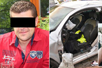 Tragická nehoda u Velvar: Policajt tvrdil, že z řidiče táhne alkohol, tvrdí svědek