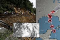 Hurikán Nate míří k USA a Mexiku. V New Orleans už začala evakuace