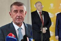 """Lže Babiš a máslo na hlavě má ANO, brání se ČSSD. """"Krádež"""" miliard za lithium odmítá"""