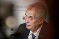 """Ukrajinu znechutil Zemanův projev. """"Uznal anexi Krymu,"""" tleská mu nadšené Rusko"""