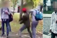 Agresivní útok školáka v Lounech: Bití dětí spustil jediný pohled