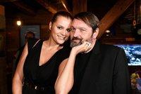 Kokta s Ornellou 4 roky od svatby: Přestřelka na výročí! Kvůli dortu