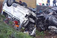Dcera mrtvého řidiče z nehody s českým kamionem, při které zemřelo 8 lidí: Naše bolest není menší