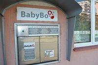 V babyboxu našli podchlazeného Martínka: Čerstvě narozený, neumytý a neošetřený