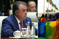 """Tádžická vláda sestavila seznam gayů. Povinně musí na prohlídku kvůli """"pohlavním chorobám"""""""