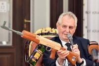 Češi se budou moci bránit se zbraní v ruce. Právo na to se dostane přímo do ústavy