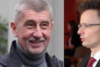 Babišovi k volební výhře pogratuloval i šéf maďarské diplomacie