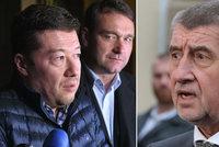 Koalice ANO a SPD nebude. Kde našli Babiš s Okamurou průnik?
