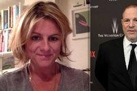 Další znásilněná Harveym Weinsteinem: Producent podplácel, aby umlčel své asistentky