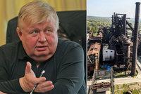 Vítkovické železárny zachrání nový investor: Zaměstnanci zůstanou doma s 80 % platu