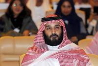Korunní princ se zbavil všech soupeřů: Risk i obrovská protikorupční čistka v Arábii