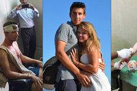 Brutální útok u jednoho z divů světa: Gang zmlátil mladý pár turistů!