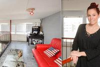 Muzikálová hvězda Míša Nosková ukázala nové bydlení: Americká krása a vestavěné patro!