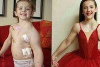 Dívka (14) trpí vzácnou nemocí a neskutečně trpí: Na orgány jí tlačí nádory