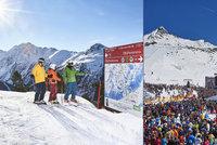 Paznaun: Největší párty Alp i lyžařský ráj pro rodiny s dětmi od sebe dělí pár kilometrů