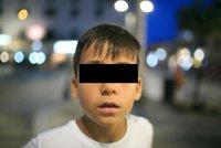Chvíle obrovského strachu! Autistický chlapec (5) si odemkl byt na Vinohradech a zmizel
