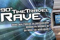 Povedený návrat do dob pařmenských začátků: 90s Time Travel Rave byla dobrá oldschool party
