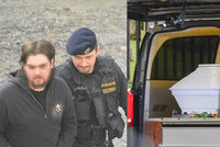 Zvrat v případu vraždy dvojčat (†17) v Počátcích: Bratrovrah Pavel unikne vězení!
