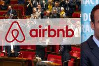Přespolní poslance chtějí ubytovat přes Airbnb. Šetření macronovců se politikům nelíbí