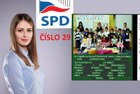 Kauza teplických prvňáčků: Popletená poslankyně SPD hájí rasisty i menšiny zároveň