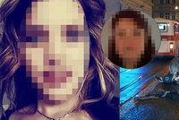 Krásná Míša, kterou v Praze srazili policisté, má poškozený mozek: Je to zřejmě nevratné, řekla její matka
