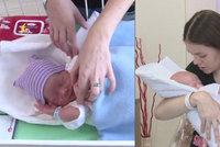 Marta (28), která při porodu začala hořet: Nebojím se a pořídím synovi i sestřičku