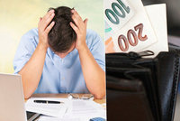Češi propadli dluhům, napůjčovali si 2,14 bilionu. Nechce se jim šetřit, říká expert
