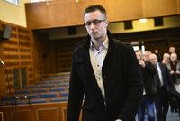ONLINE: Nevinen! Lukáš Nečesaný si vyslechl osvobozující rozsudek