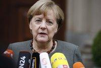 Merkelová v kritické fázi. Sestavení její nové vlády je ve vážném ohrožení