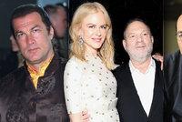 """Po Weinsteinovi a Spaceym obviněno na 20 """"zvířat Hollywoodu"""""""