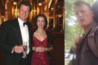 Ztraceného dobrodruha zachránili na poslední chvíli: Už se loučil s manželkou Lenkou a jejich dětmi