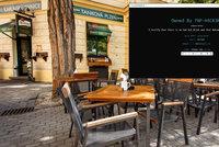 Místo poledního meníčka islámská modlitba: Web Karlínské pivnice někdo hacknul