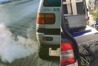 Unikátní měření emisí: Praze má pomoci od vysokého znečištění ovzduší