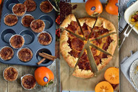 Báječné kaki: 5 receptů na mňamky z exotického ovoce