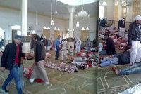 Teroristé začali pálit v mešitě během modliteb: Zmasakrovali nejméně 235 lidí