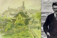 Nizozemský ústav dostal Hitlerův obraz: Majitelka ho doma odmítla, do dražby ho nikdo nechtěl