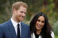 Princ Harry a Meghan Markle oznámili jména družiček a mládenců! Jména překvapí