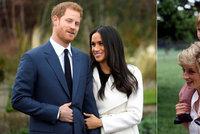 Zásnuby prince Harryho a Meghan vyvolaly vzpomínky na princeznu Dianu: Máma by byla pyšná