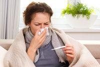 Chřipková epidemie se blíží: Počet nemocných v Praze opět stoupl