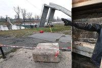 TSK na žádost Prahy odvolala šéfa mostů: O špatném stavu lávky přitom věděli všichni radní