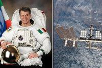 Čeští školáci si vyzkoušeli volání do vesmíru. Odpovídal jim Ital z ISS
