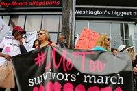 Hnutí proti sexuálnímu obtěžování #MeToo je Osobností roku časopisu Time